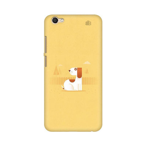 Calm Dog Vivo V5s Phone Cover
