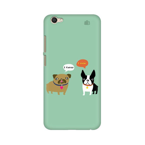Cute Dog Buddies Vivo V5s Phone Cover