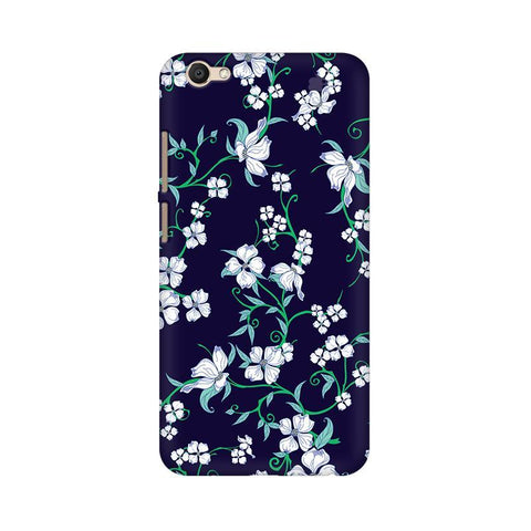 Dogwood Floral Pattern Vivo V5s Phone Cover