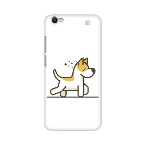 Happy Puppy Vivo V5s Phone Cover