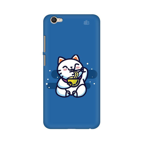 KItty eating Noodles Vivo V5s Phone Cover
