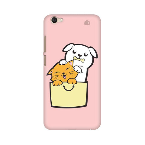 Kitty Puppy Buddies Vivo V5s Phone Cover