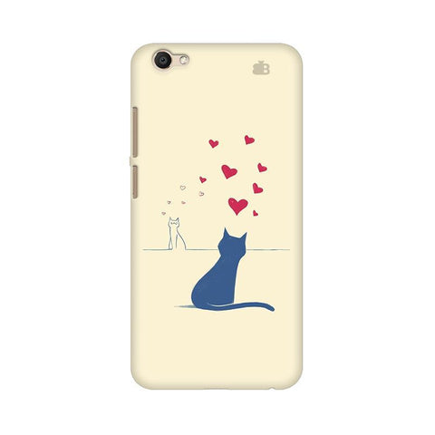 Kitty in Love Vivo V5s Phone Cover