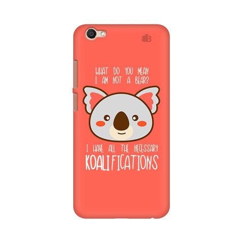 Koalifications Vivo V5s Phone Cover