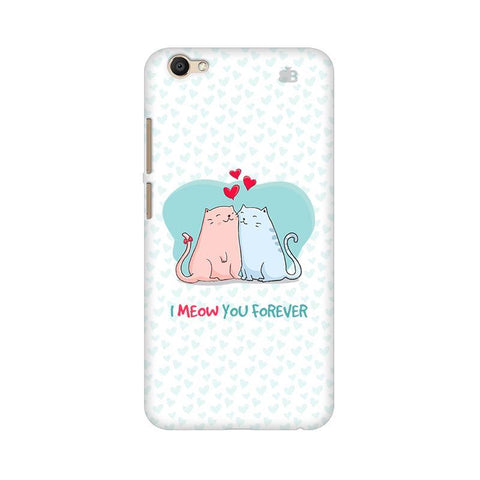 Meow You Forever Vivo V5s Phone Cover