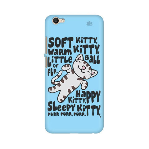Soft Kitty Vivo V5s Phone Cover