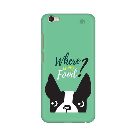 Where is my Food Vivo V5s Phone Cover