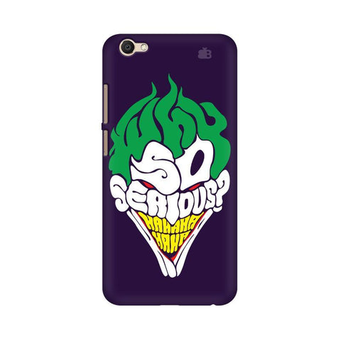 Why So Serious Vivo V5s Phone Cover