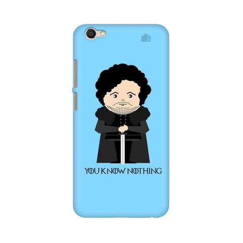 You Know Nothing Vivo V5s Phone Cover