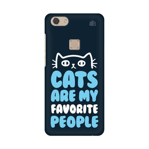 Cats favorite People Vivo V7 Phone Cover