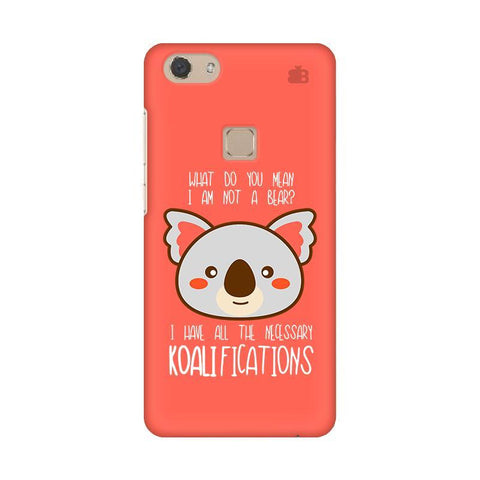 Koalifications Vivo V7 Phone Cover
