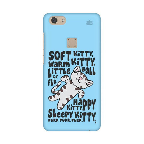 Soft Kitty Vivo V7 Phone Cover