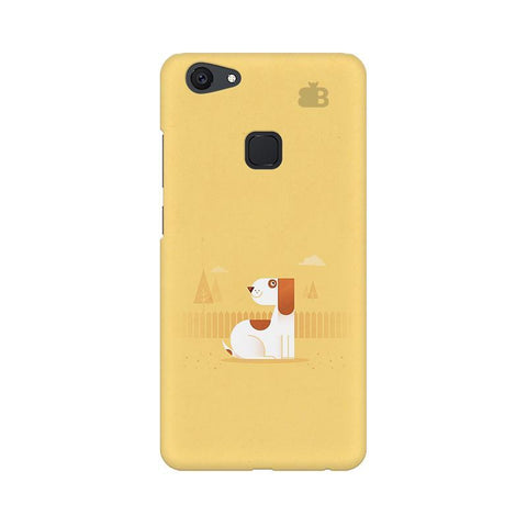 Calm Dog Vivo V7 Plus Phone Cover