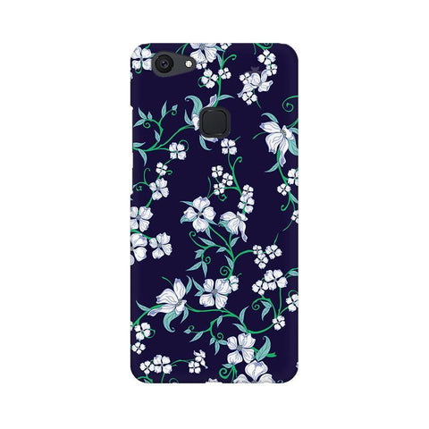 Dogwood Floral Pattern Vivo V7 Plus Phone Cover