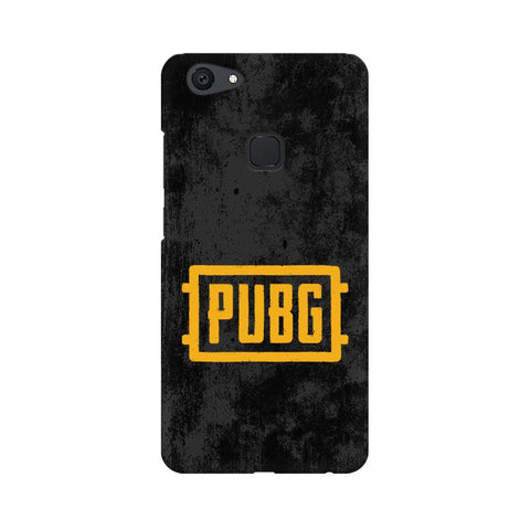 PUBG Vivo V7 Plus Cover