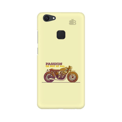 Passion for Motor Vivo V7 Plus Phone Cover