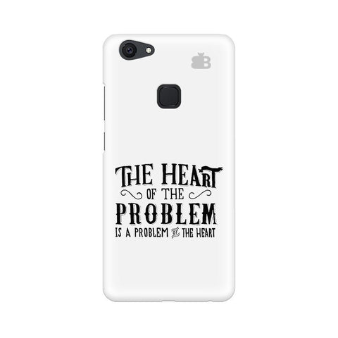 Problem of the Heart Vivo V7 Plus Phone Cover