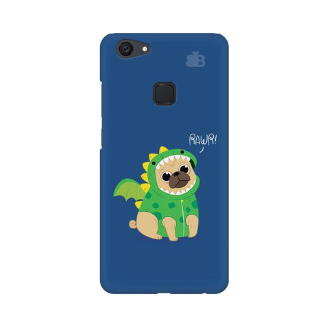 Pug-Rawr Vivo V7 Plus Phone Cover