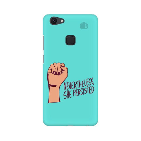 She Persisted Vivo V7 Plus Phone Cover