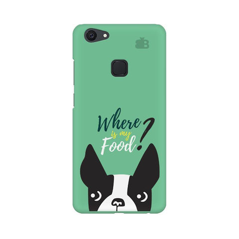 Where is my Food Vivo V7 Plus Phone Cover
