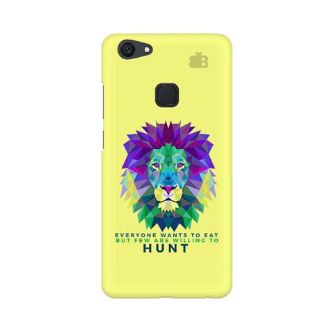 Willing to Hunt Vivo V7 Plus Phone Cover