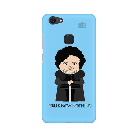 You Know Nothing Vivo V7 Plus Phone Cover
