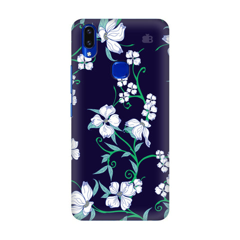 Dogwood Floral Pattern Vivo V9 Youth Cover