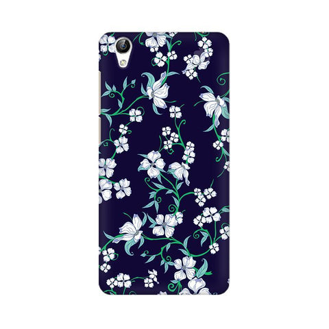 Dogwood Floral Pattern Vivo Y51L Phone Cover