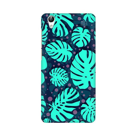 Tropical Leaves Pattern Vivo Y51L Phone Cover