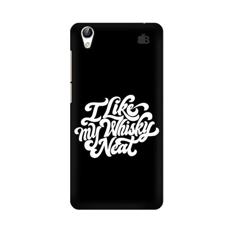 Whiskey Neat Vivo Y51L Phone Cover