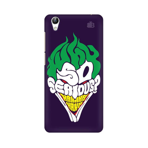 Why So Serious Vivo Y51L Phone Cover