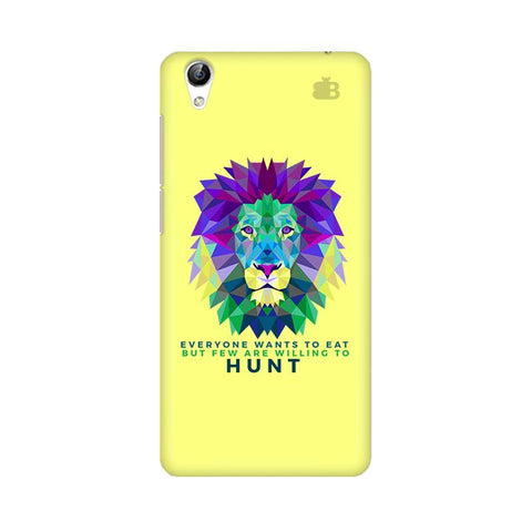 Willing to Hunt Vivo Y51L Phone Cover