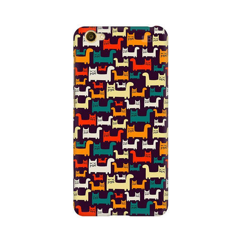 Chill Cats Vivo Y55L Phone Cover