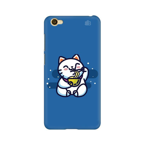 KItty eating Noodles Vivo Y55L Phone Cover