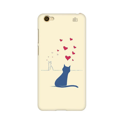 Kitty in Love Vivo Y55L Phone Cover