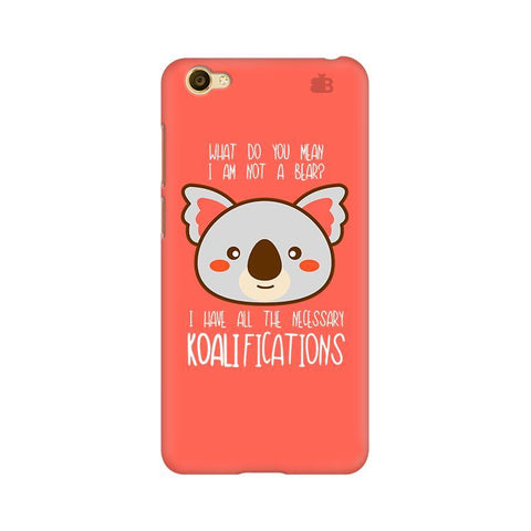 Koalifications Vivo Y55L Phone Cover