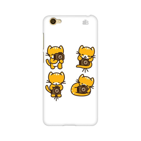 Photographer Kitty Vivo Y55L Phone Cover