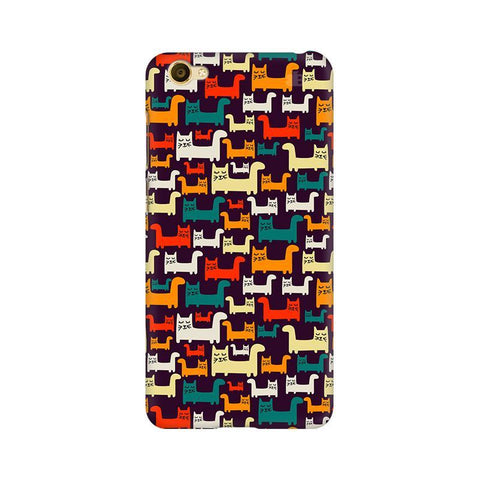 Chill Cats Vivo Y66 Phone Cover