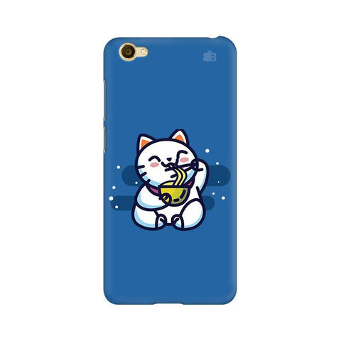 KItty eating Noodles Vivo Y66 Phone Cover