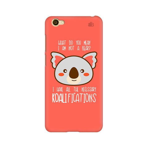 Koalifications Vivo Y66 Phone Cover