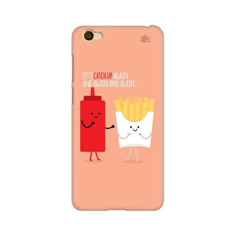 Let's Catch Up Vivo Y66 Phone Cover