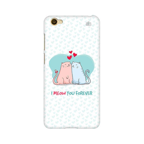 Meow You Forever Vivo Y66 Phone Cover