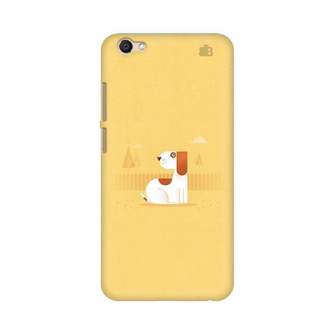 Calm Dog Vivo Y69 Phone Cover