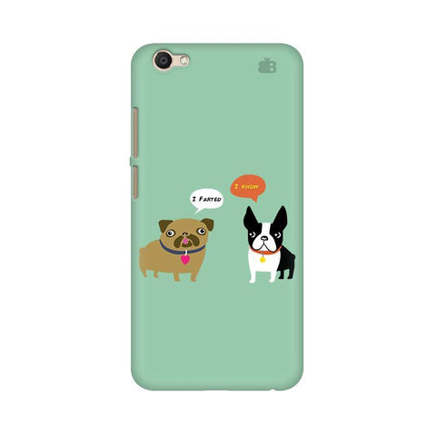 Cute Dog Buddies Vivo Y69 Phone Cover