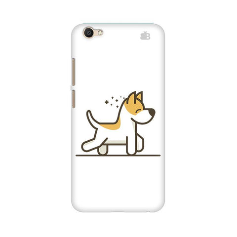 Happy Puppy Vivo Y69 Phone Cover