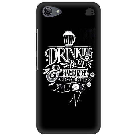 Drinking Beer Vivo Y81i Cover