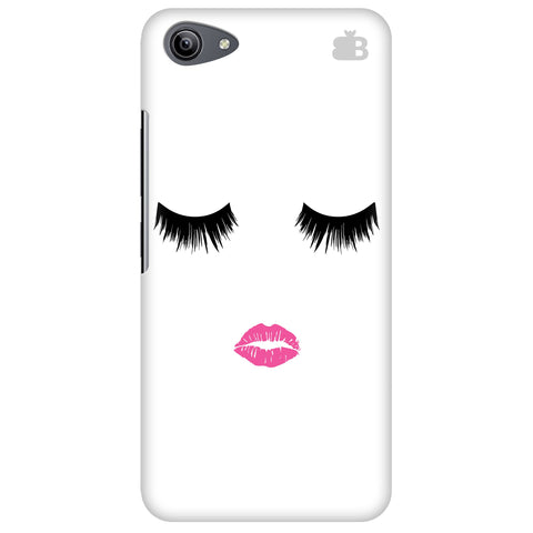 Lashes and Lips Vivo Y81i Cover