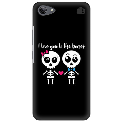 Love to the Bones Vivo Y81i Cover