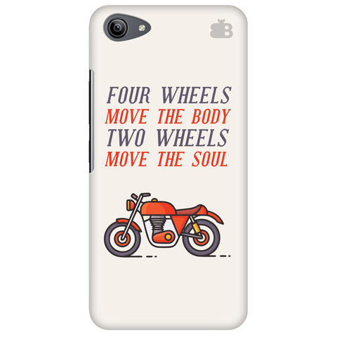 Motorcyclist Vivo Y81i Cover