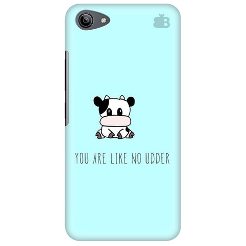 No Udder Vivo Y81i Cover